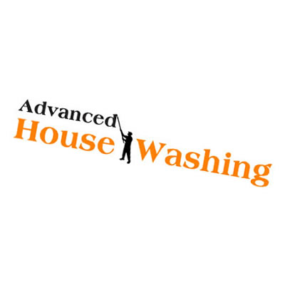 advanced house washing logo